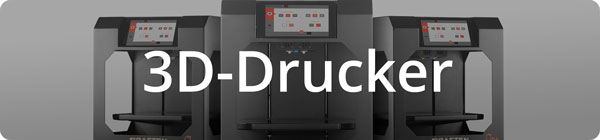 3D-Drucker Übersicht