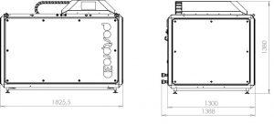 AMT postpro3D Abmessungen 300x136 - AMT startet PostPro3D Maschine zum Glätten von Polymerteilen im industriellen Maßstab