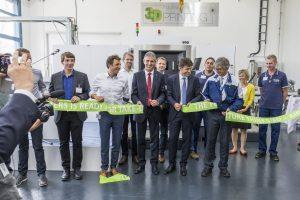 Airbus Eröffnungsevent 300x200 - Airbus Helicopters startet den groß angelegten Druck von A350-Verriegelungswellen