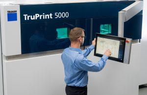 TRUMPF reduziert die Handarbeit beim 3D-Druck
