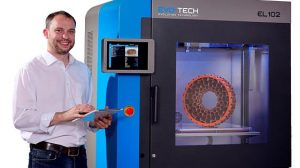 EvoTEch MichaelDoppler 300x168 - Evotech fertigt 3D-gedruckte Teile für die Raumfahrt