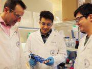 Forscher der Universität Toronto entwickeln tragbaren 3D-Hautdrucker