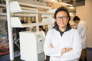Genecis Luna Yu 300x200 - UTSC Startup verwandelt Lebensmittelabfall in Bio 3D-Drucker Filament