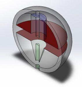 Mehrstufiges Polymer Abgabesystem 283x300 - Forscher entwerfen minimal invasives medizinisches Implantat