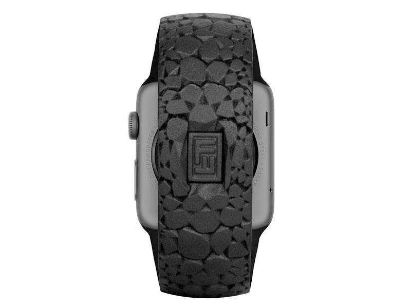 Obsidian Watch Band