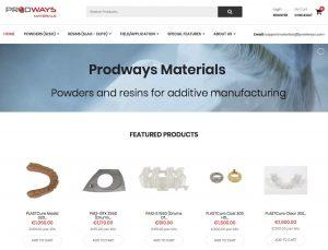 Prodways Materials 300x229 - Prodways startet E-Commerce-Website für 3D-Druck Pulver und Harze