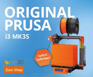 Prusa 3D-Drucker