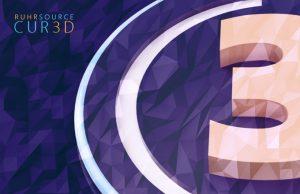 CUR3D Maker Edition ohne Steam und kostenloser CUR3D Viewer