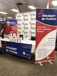 Skilcraft 3D Filaments 225x300 - US Bundesregierung hat neuen 3D-Druckfilament Lieferanten