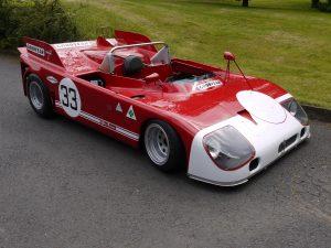 tipo 333 300x225 - Seltener Alfa Romeo Tipo 33/3 Sportwagen mit additiver Fertigung restauriert