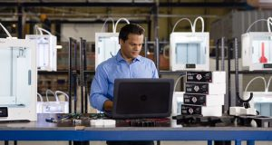 industrielle 3D-Druck-Materialien