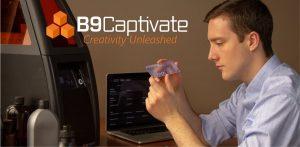 B9Creations B9Captivate Software 300x147 - B9Creations bringt Materialentwicklungs-Toolkit für hochwertige 3D-Drucke auf den Markt