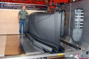 Boeing Thermwood AM Kooperation 300x200 - Thermwood und Boeing machen große 3,66 Meter 3D gedrucktes Werkzeugteil für das 777X Programm