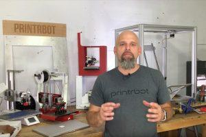 Brook Drum Printrbot 300x200 - Printrbot Gründer Brook Drumm kehr mit neuer Firma zurück