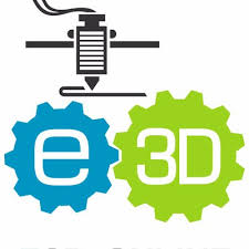 E3D  - Neues Kit zum 3D-Drucken von PAEK mit Desktop Drucker