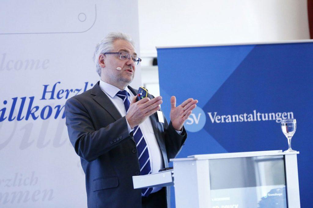 Konferenzleiter: Dr. Eric Klemp, Geschäftsführer, voestalpine Additive Manufacturing Center