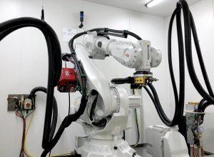 Lockheed Martin Roboter 300x220 - Lockheed Martin & US Navy erforschen AM-Maschinen lernen für Druckrobotersysteme