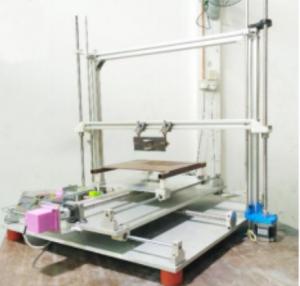 MIG Metall 3D Drucker 300x286 - Forscher entwickeln einen kostengünstigen Metall-3D-Drucker durch MIG Schweißen