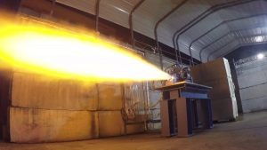 PGA Triebwerk test 300x169 - Paul G. Allens Stratolaunch Space Venture lüftet den Schleier um den PGA-Raketenantrieb