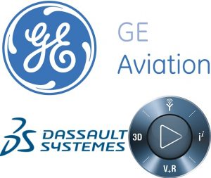 ge aviation 3DEXPERIENCE Dassault Systèmes 300x253 - GE Aviation übernimmt 3DEXPERIENCE Platform von Dassault Systèmes
