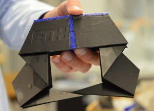 origami künstliche Struktur 3D Drucker ETH Zürich 300x217 - Ohrwurmflügel Origami aus dem 3D-Drucker