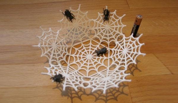 Spinnenetzschüssel 3D-Druck