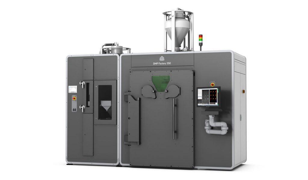3D Systems DMP Factory 350