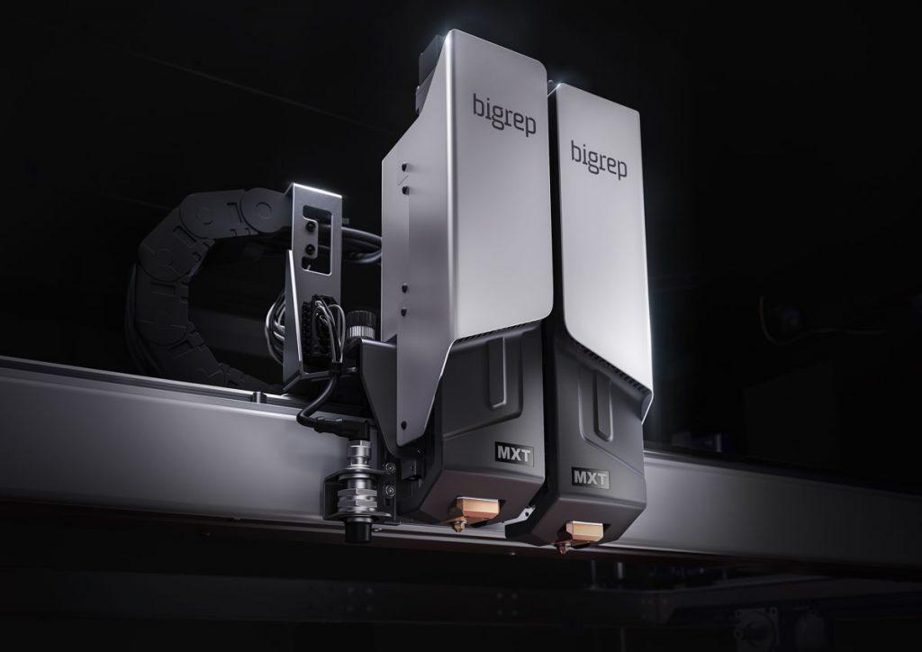 BigRep MXT Technologie