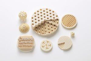 Canon keramik 3d Druck 300x200 - Canon kündigt proprietäre Keramikmaterialien für hochgenauen 3D-Druck von Teilen mit komplexen Geometrien an