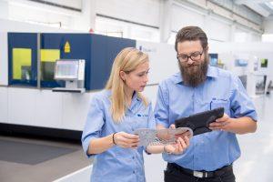 Digitalisierung small 300x200 - TRUMPF setzt beim 3D-Druck auf Industrie 4.0