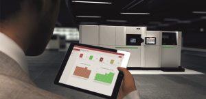 EOS M 300 4 300x145 - EOS stellt neue Polymertechnologie- und Metall-3D-Druckproduktionszelle auf Formnext 2018 vor