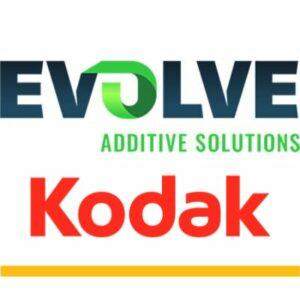 Evolve Kodak 300x300 - Kodak und Evolve Additive Solutions arbeiten bei der Weiterentwicklung der STEP 3D-Drucktechnologie zusammen