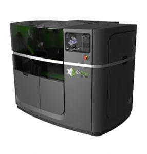 ExOne X1 25PRO 286x300 - ExOne stellt den brandneuen X1 25PRO 3D-Drucker vor