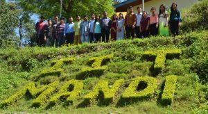 IIT Mandi Forscher 300x164 - Indische Forscher gewinnen Wasser aus Nebel und Tau mit 3D-Druck