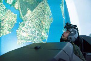 Lockheed Martin F35 Simulator 300x200 - Millionen von F-35-Trainern gespart, fortschrittliche Fertigung senkt Produktionskosten