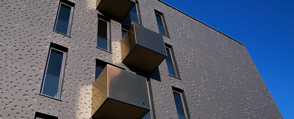 Bevorzugt Individuelle Fassaden sollen dank 3D-Druck bald nicht mehr kosten YB18