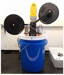 Polymer Pelletizer Chopper 259x300 - Forscher aus Michigan entwickeln einen 3D-gedruckten Polymer-Granulator-Zerhacker