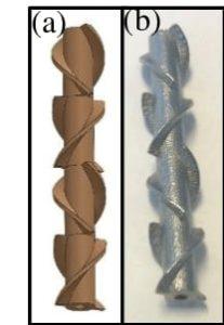 Wendelmischer 207x300 - Multi-Material-3D-Druck mit neuem Extruder verbessert
