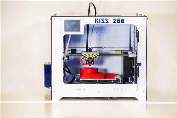 3D-Drucker für den Lenco-MD