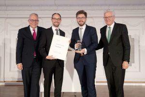 nanoscribe 300x200 - 1. Platz für Nanoscribe beim baden-württembergischen Landespreis für junge Unternehmen