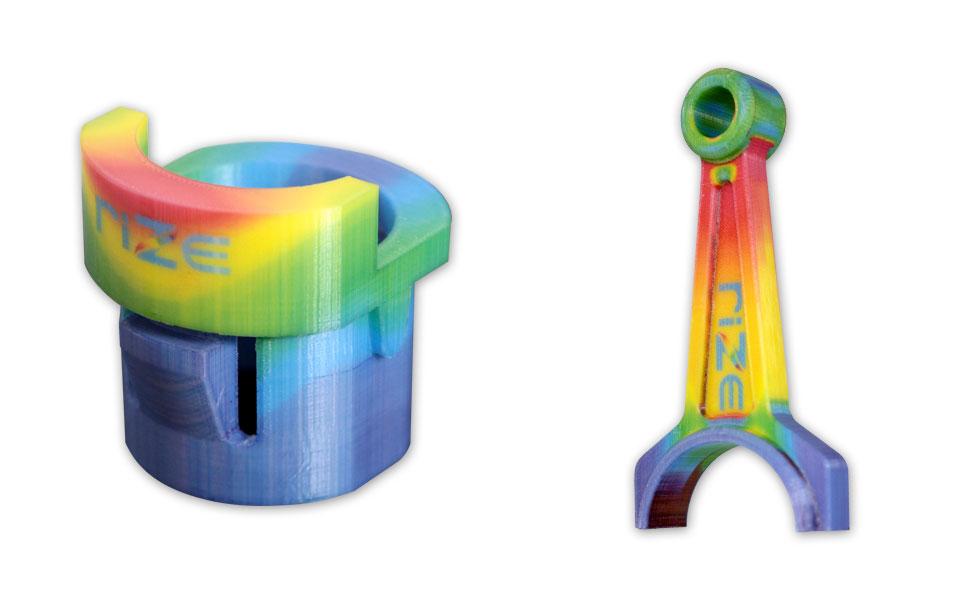 XRIZE 3D-Farbdruck