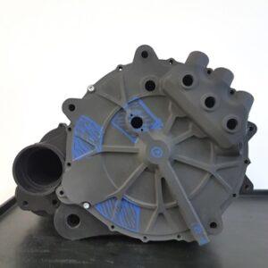 1.motor housing 3DPrinted LOWRES 300x300 - Die Technologien der CRP Meccanica und CRP Technology im Dienst  des ersten italienischen Elektro-Sportmotorrads