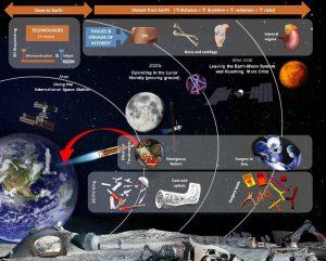Astronaut medizinische Versorgung durch 3D Druck 300x241 - 3D-Druck von Haut-, Knochen- und Körperteilen für zukünftige Astronauten