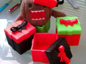 Weihnachten 2018 Geschenkbox 300x225 - 5 kostenlose 3D-Druck Modelle für Weihnachten
