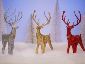 Weihnachten 2018 Rentiere 300x225 - 5 kostenlose 3D-Druck Modelle für Weihnachten