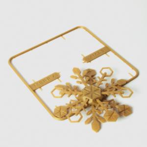 Weihnachten 2018 SchneeflockeBausatz 300x300 - 5 kostenlose 3D-Druck Modelle für Weihnachten