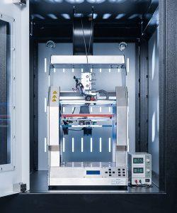 Xerion 3D Druck Einheit 250x300 - Fusion Factory führt filamentbasierten Metall- und Keramik-3D-Druck ein
