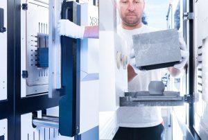 Xerion Sinterofen Einheit 300x202 - Fusion Factory führt filamentbasierten Metall- und Keramik-3D-Druck ein