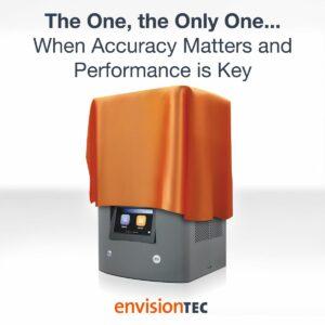envisiontec Envision One 300x300 - Envision One: EnvisionTEC stellt das neueste Continuous Digital Light Manufacturing System vor