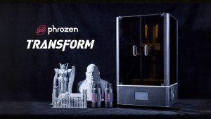 phrozen transform 300x169 - Phrozen Transform: Großer SLA 3D-Drucker bei Kickstarter